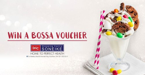 Win a Bossa Voucher | Cape Town | Giveaway