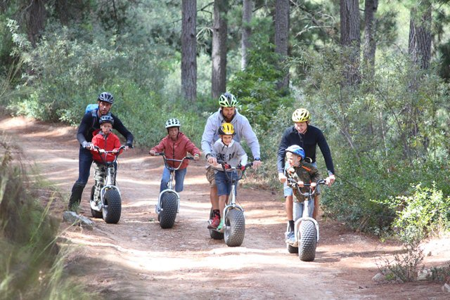 Scootours Stellenbosch | Adventure + Kids Parties | Things to do With Kids