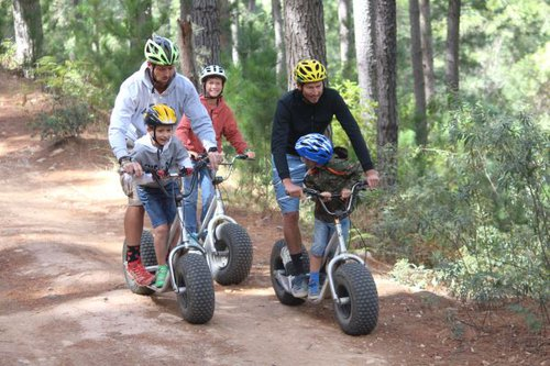 Scootours | Cape Town | Things to do With Kids | Kids Party Venue