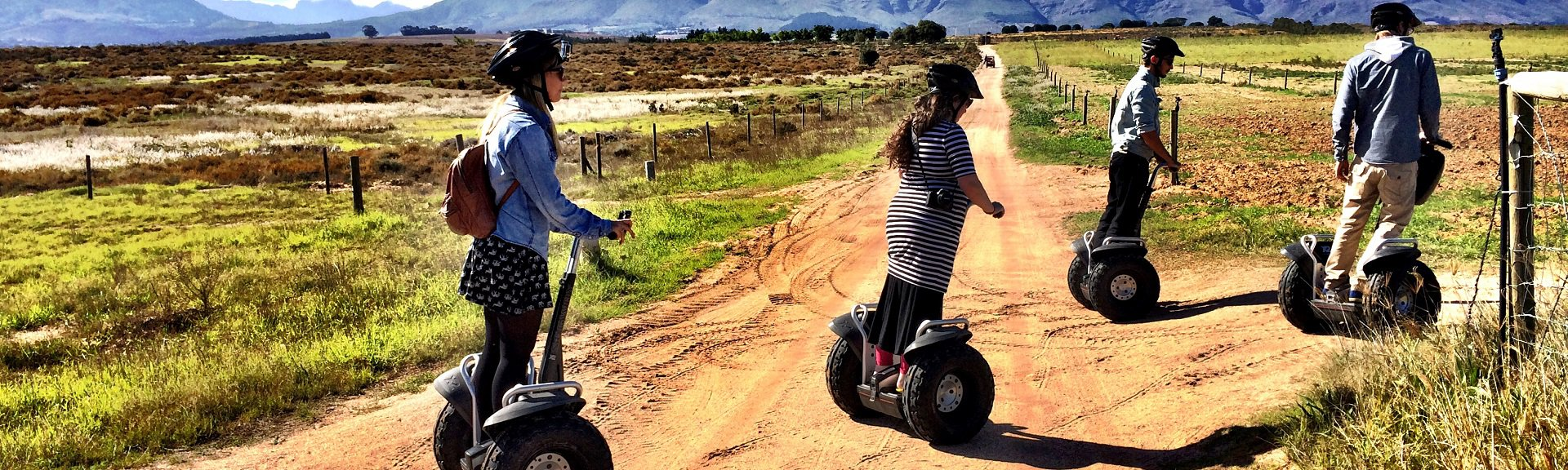 Segway Spier Special | Stellenbosch | Cape Town | Things to do With Kids