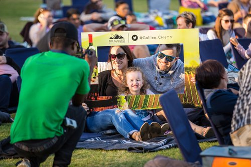 Galileo Open Air Cinema | Cape Town | Things to do With Kids