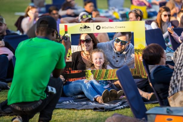Galileo Open Air Cinema | Cape Town | Shows and movies | Actvities