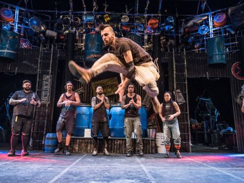 STOMP 2019 | Cape Town | Event | Show