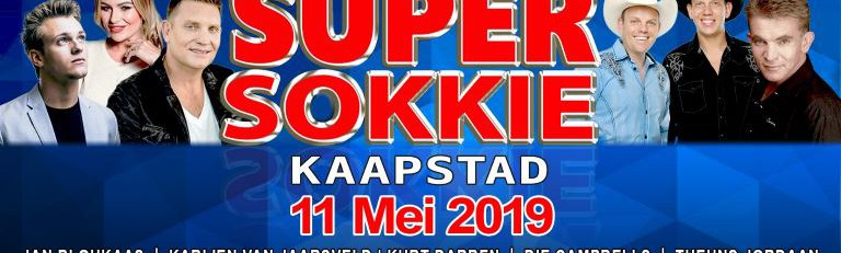 Super Sokkie | GrandWest | Shows