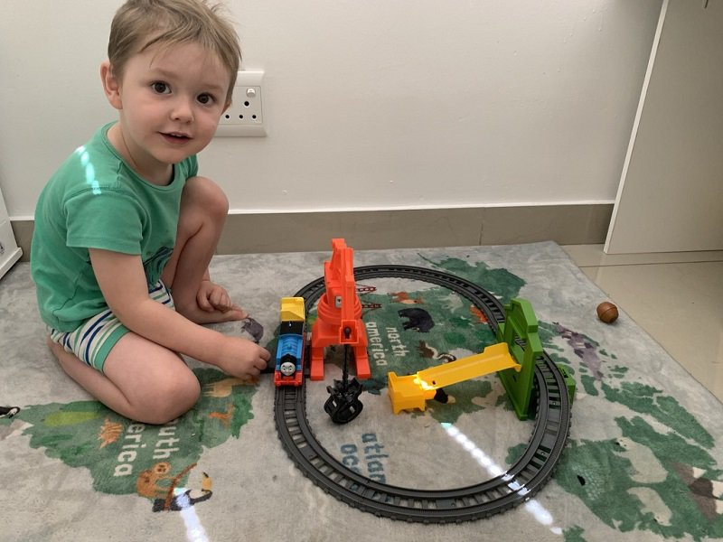 Thomas & friends Cassia Crane | Fisher-Price | Things to do With Kids