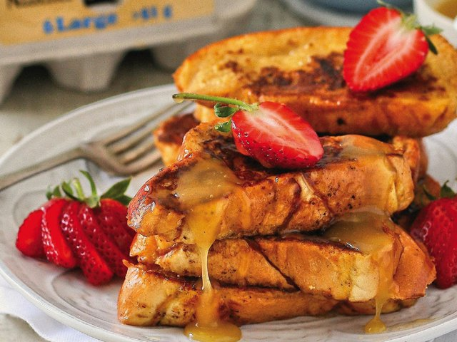 Recipe - French Toast