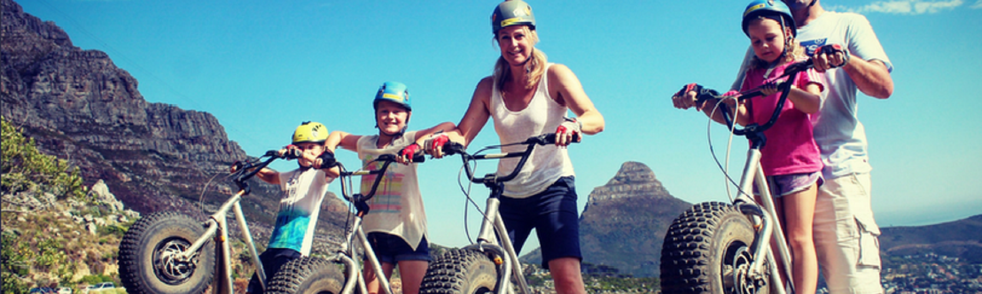 Scootours |  Cape Town | Things to do With Kids