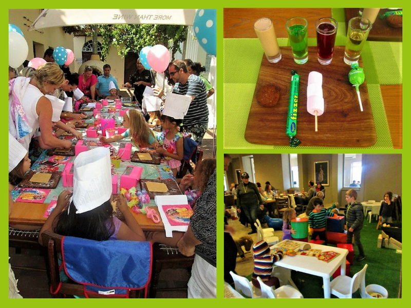 Eat@Simonsvlei Paarl | Child-friendly Restaurant + Party Venue  | Things to do With Kids