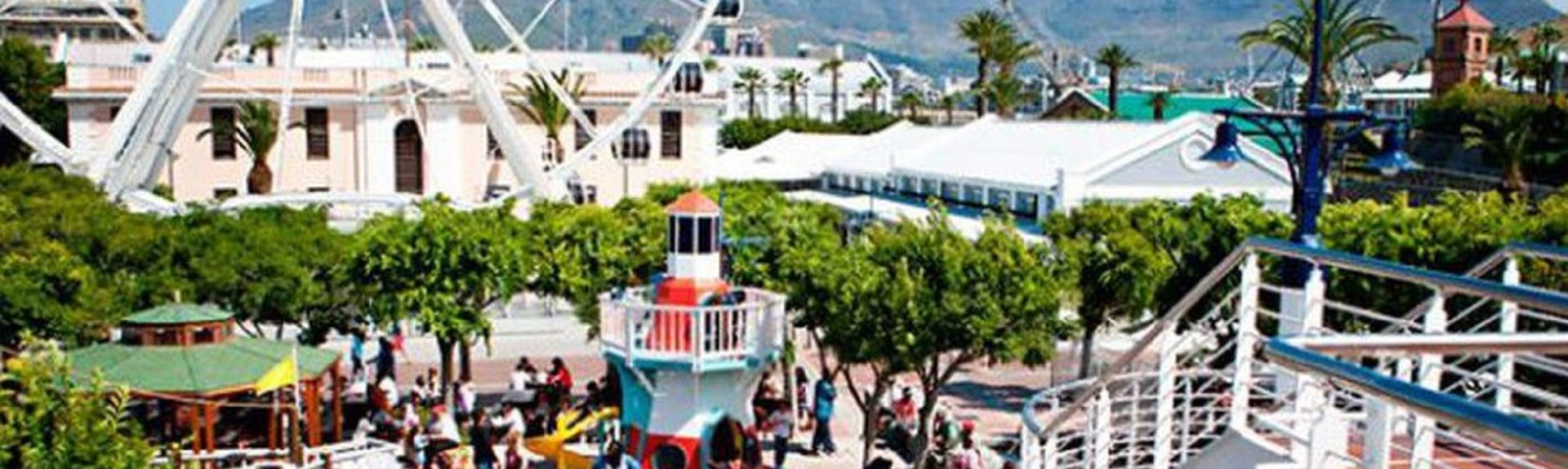 V&A Waterfront | Cape Town | Things to do With kids
