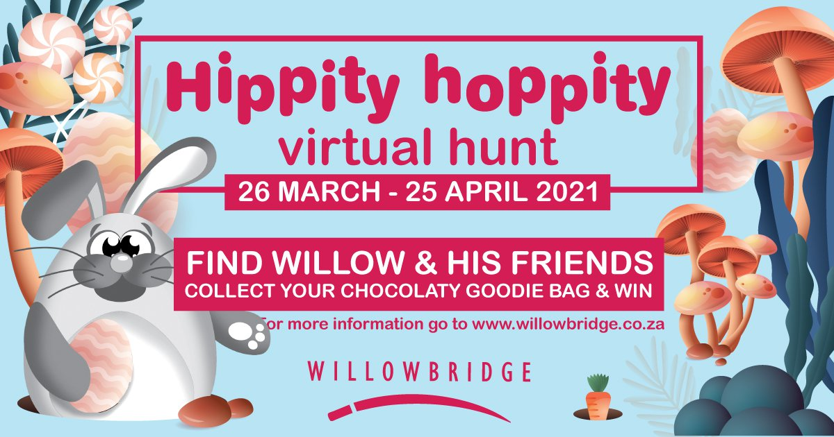 Hippity Hoppity Virtual Hunt