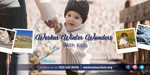 Weskus Winter Wonders with Kids