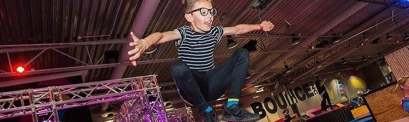 Bounce | Indoor Trampoline Park & Party Venue | Midrand | Things to do with kids
