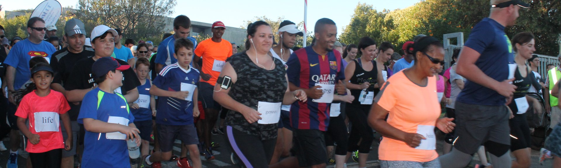 Fun Run in aid of children with autism | Paarl | Things to do With Kids