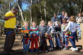 Acrobranch | Huddle Park-Linksfield | Kids Party Venue + Adventures