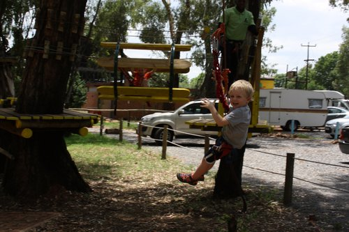 Swinging Activities For Kids