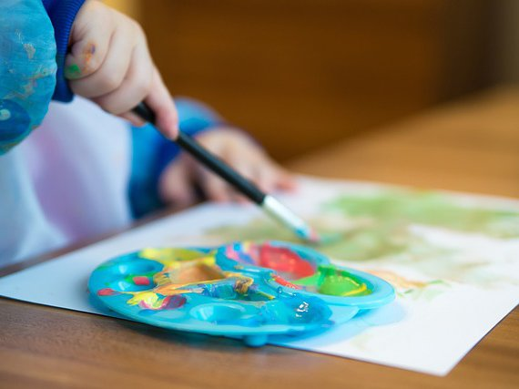 8 Ways to stir your child's creative juices