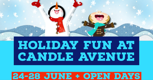 Candle Avenue | Cape Town | Kids Holiday programme