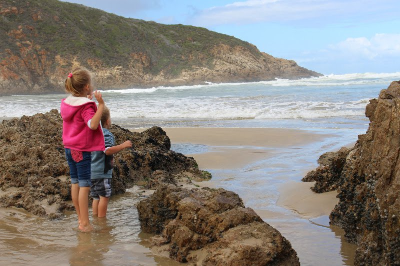 Family Friendly Beaches in Cape Town