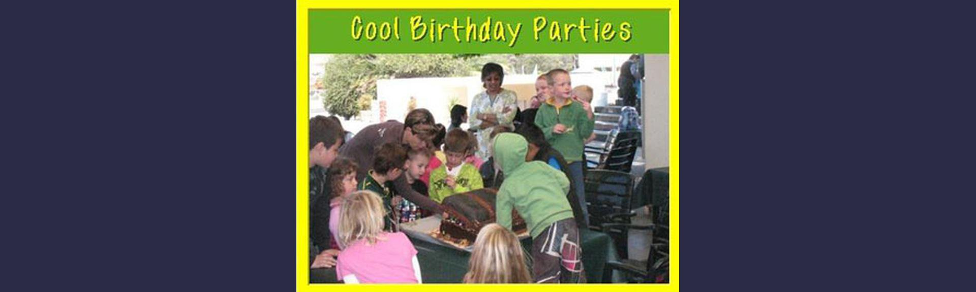 Kids party venues rental ideas Kyalami Johannesburg