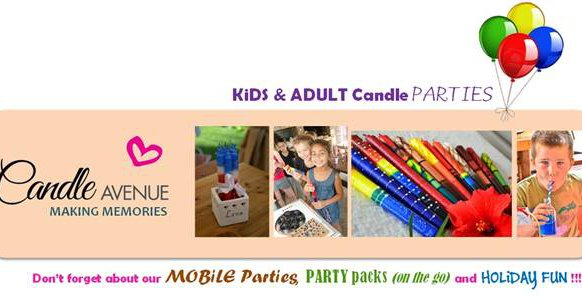 Candle Avenue - Kids Parties