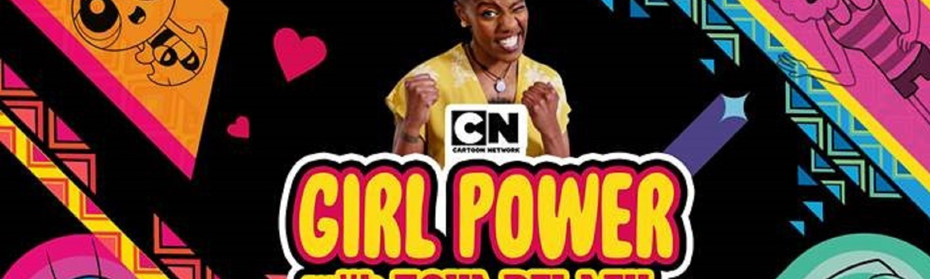 Cartoon Network Girl Power | Things to do With Kids | Shows
