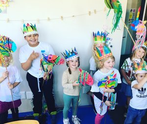 Canvas Club | Bloemfontein | Kids Parties | Holiday Club