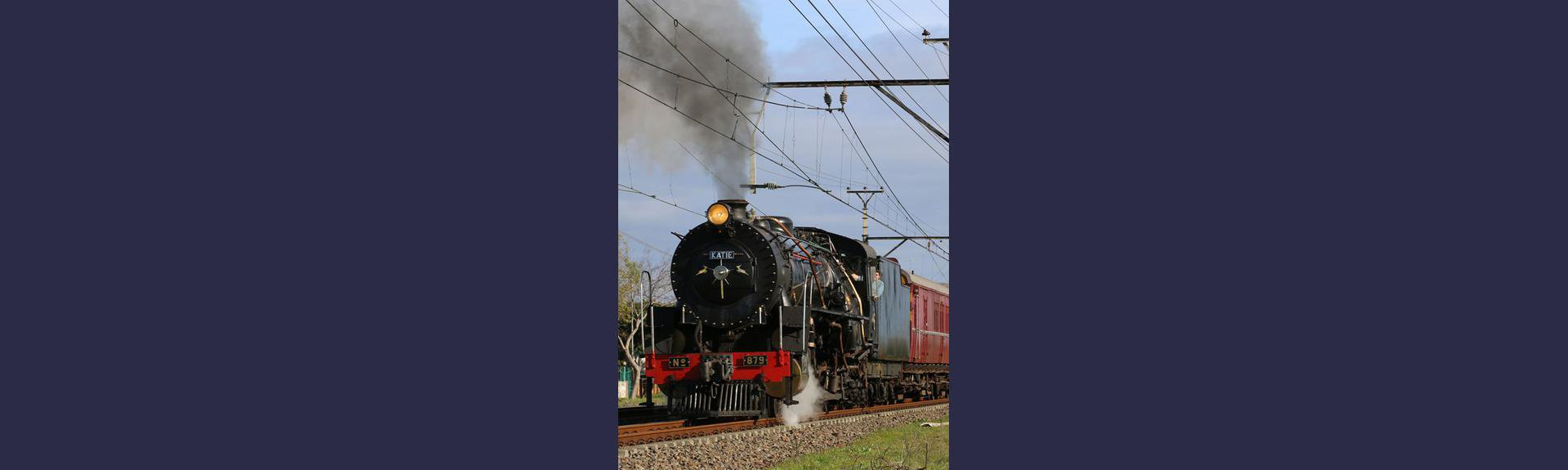 Steam train trips in Cape Town to experience a bygone era!