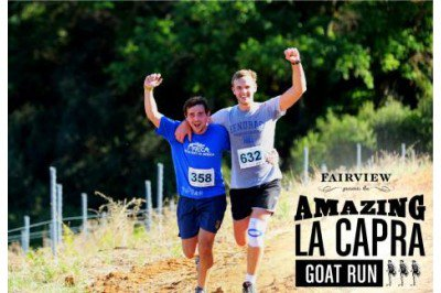 La Capra Goat Run | Western Cape | Things to do With Kids