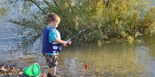 7 Child-friendly Catch and Release Fishing Spots in Cape Town