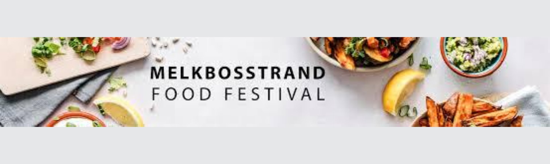 Melkbosstrand Food Festival | Cape Town | Things to do With Kids