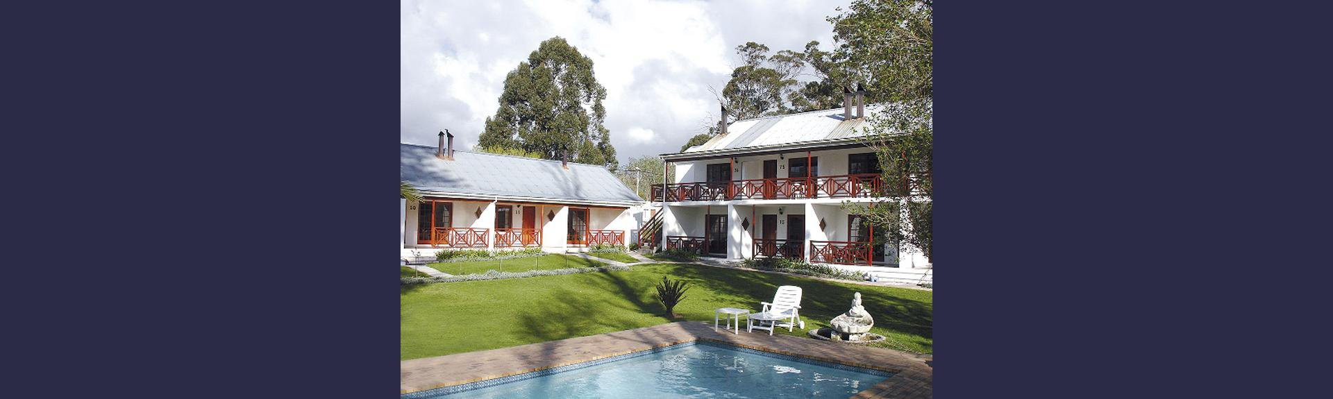 Houw Hoek Hotel | Grabouw | Accomodation