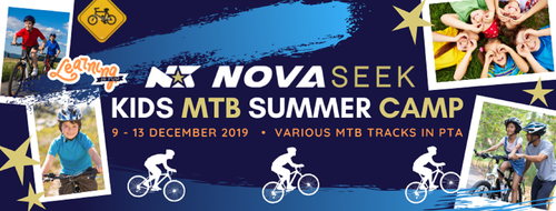 Novaseek Kids MTB Summer Camp | Pretoria | Things to do With Kids | Sport activities