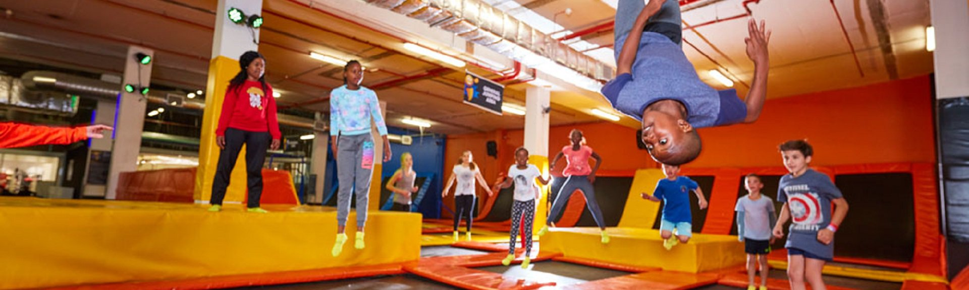iJUMP trampoline Park | Boksburg | Indoor Party Venue