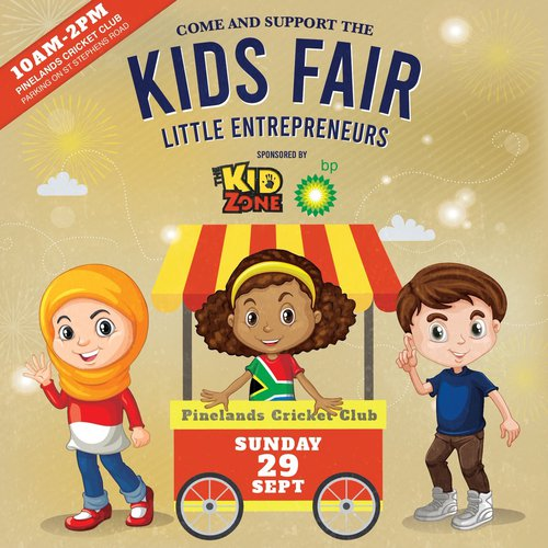 Little Entrepreneurs Kids Fair | Cape Town | Things to do With Kids