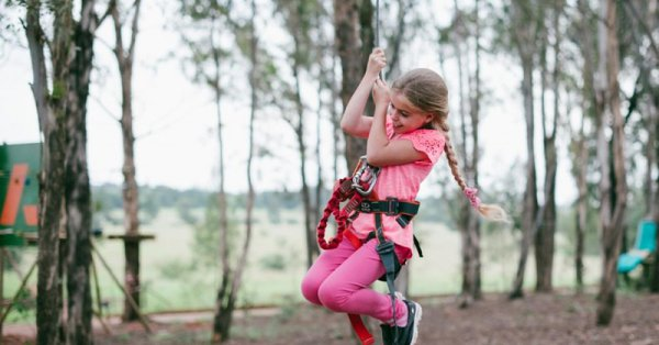Acrobranch | Pretoria East | Kids Party Venue + Adventures