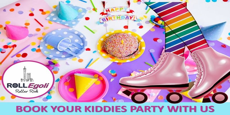 Roll Egoli | Kids Party Vanues Johannesburg | Things to do WithKids