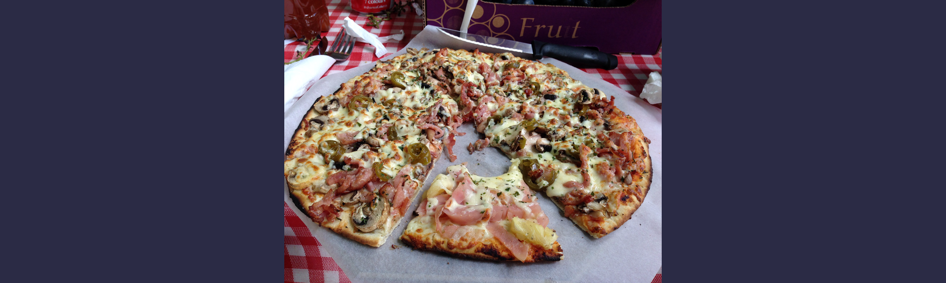 Garden Route Pizza