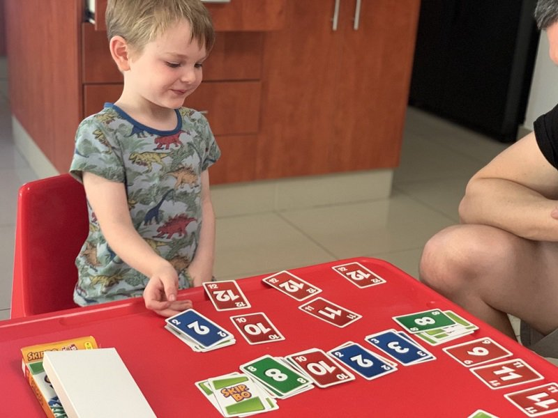 Skipbo | Mattel Games | Things to do With kids