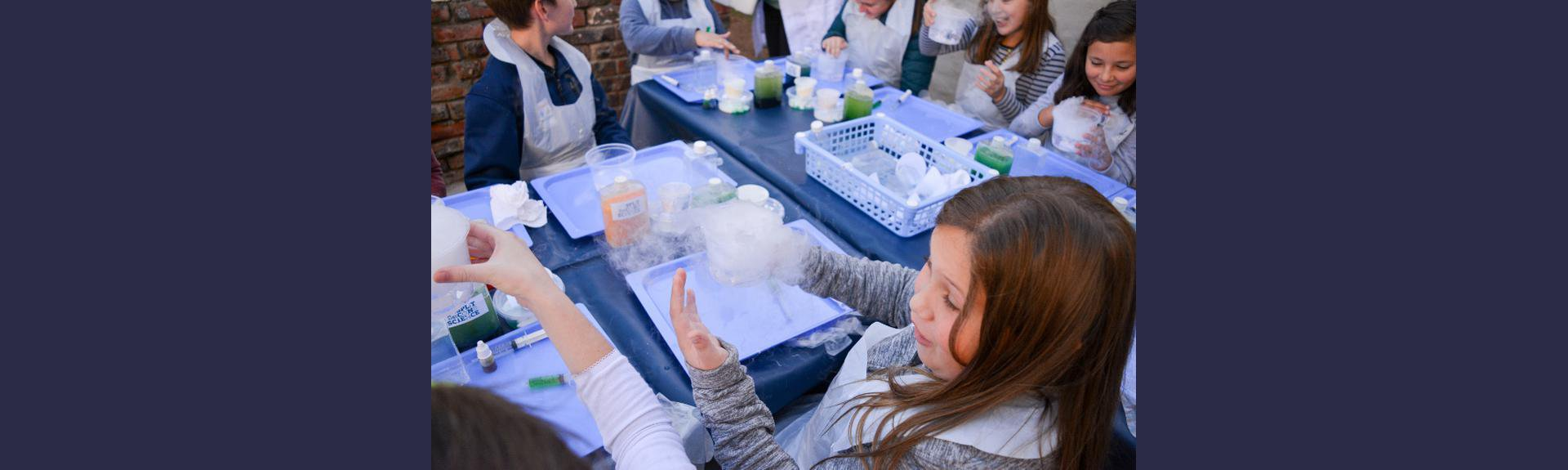 Split Second Science Kids Parties Cape Town | Things to do with Kids
