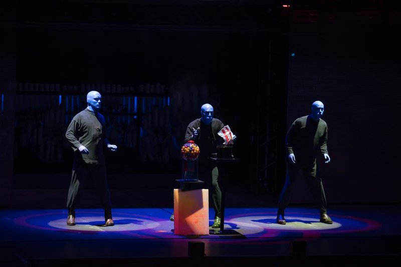 Blue Man Group|Excursions|Performance|Things to do with Kids