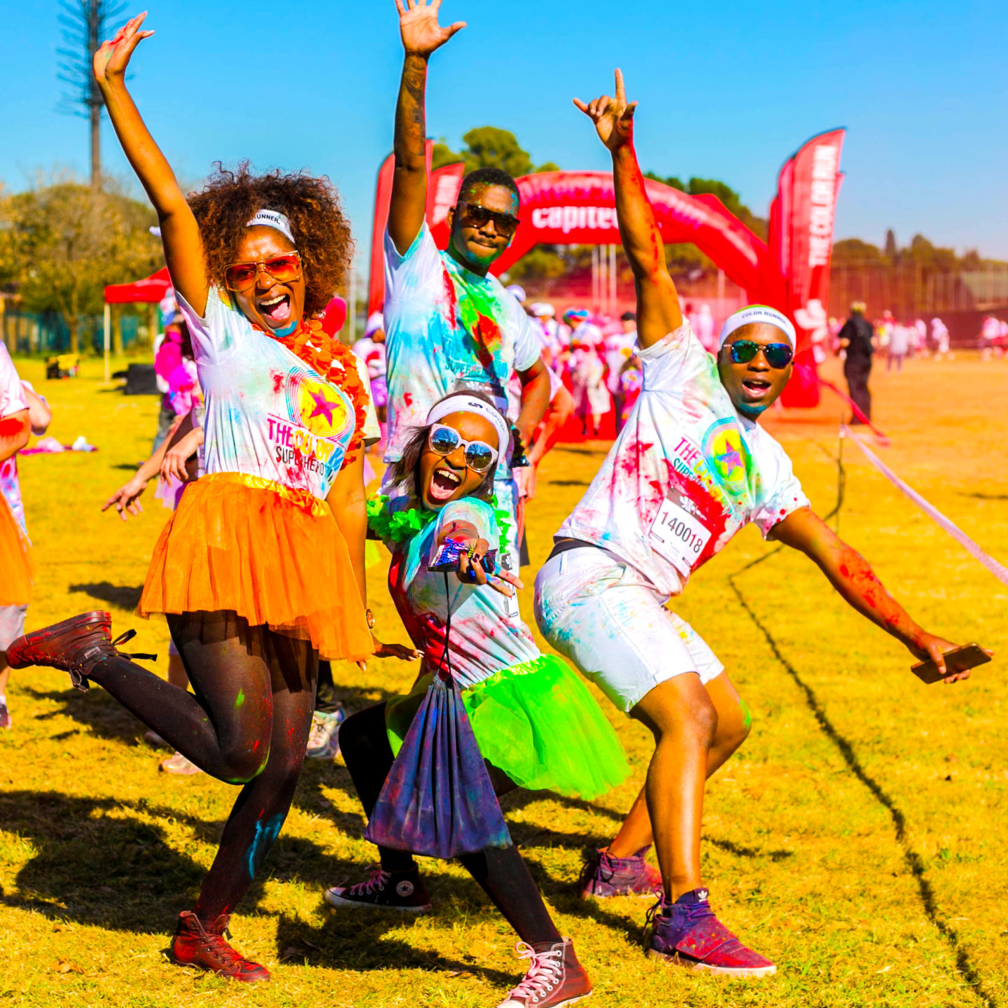 Win ColorRun tickets for your family and friends- Enter NOW