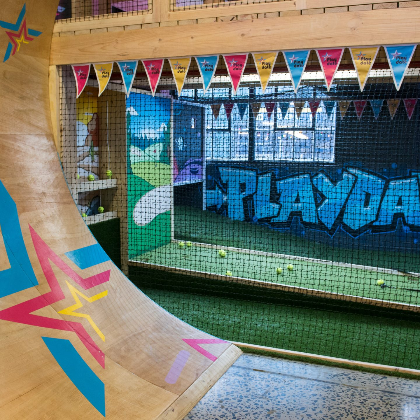 Win 4 x All Day Passes at Playdate SuperPark and R1000 V&A Gift Card!