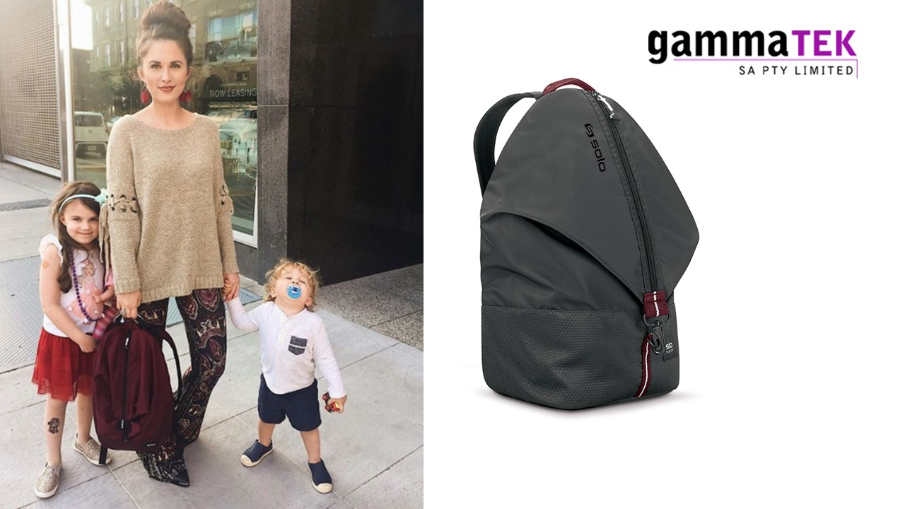 Win A SOLO peak backpack to the value of R999 with Solo New York, brought to SA by @Gammatek
