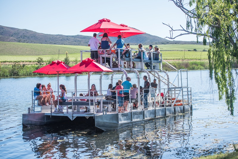 Enter to win 2 x weekend passes and a mix case of Robertson Wine Valley – Wine on the River in partnership with Nedbank