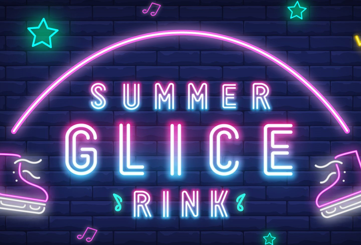 Enter to Win 4 x Tickets to the Capegate Summer Glice Rink