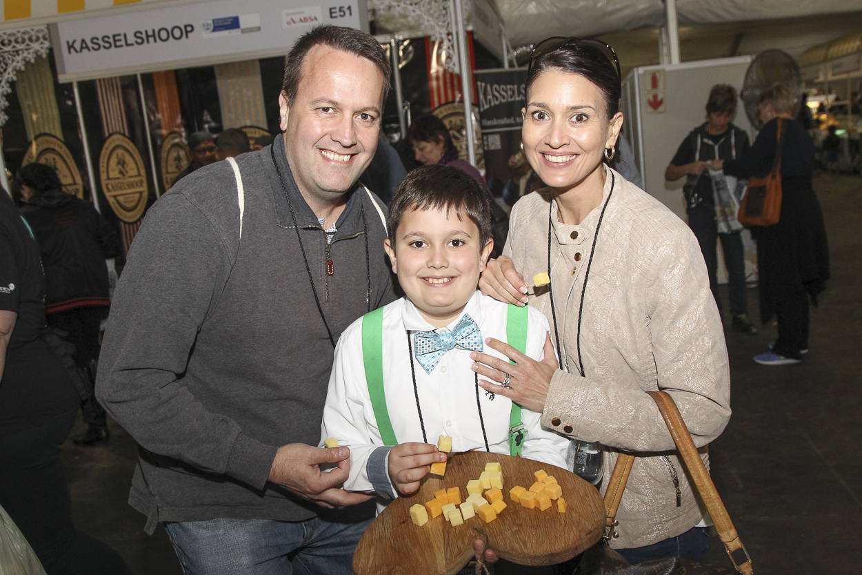 Enter to Win tickets for a family of four to the @SACheeseFest