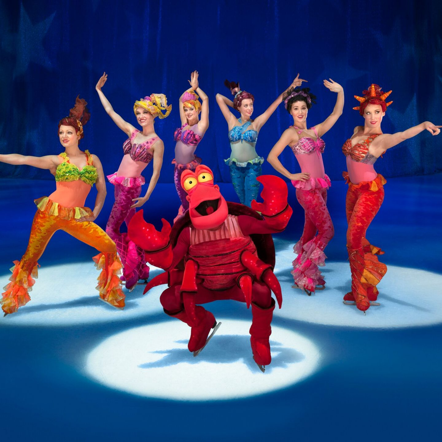 Pretoria People!! Enter here to WIN 4 x family tickets to Disney On Ice – 'Magical Ice Festival' in PRETORIA! Timesquare, Menlyn