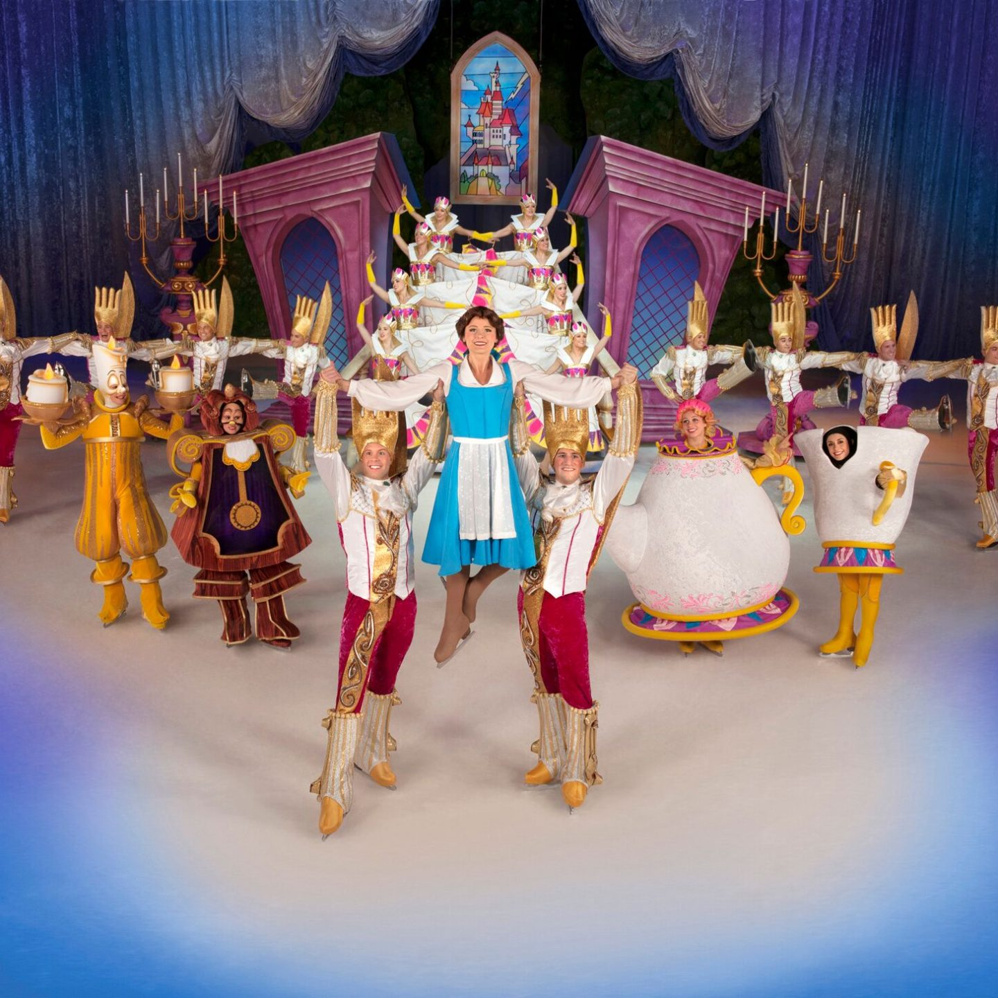 Cape Town People!! Enter here to WIN 4 x family tickets to Disney On Ice – 'Magical Ice Festival' in CAPE TOWN! @GrandWestSA