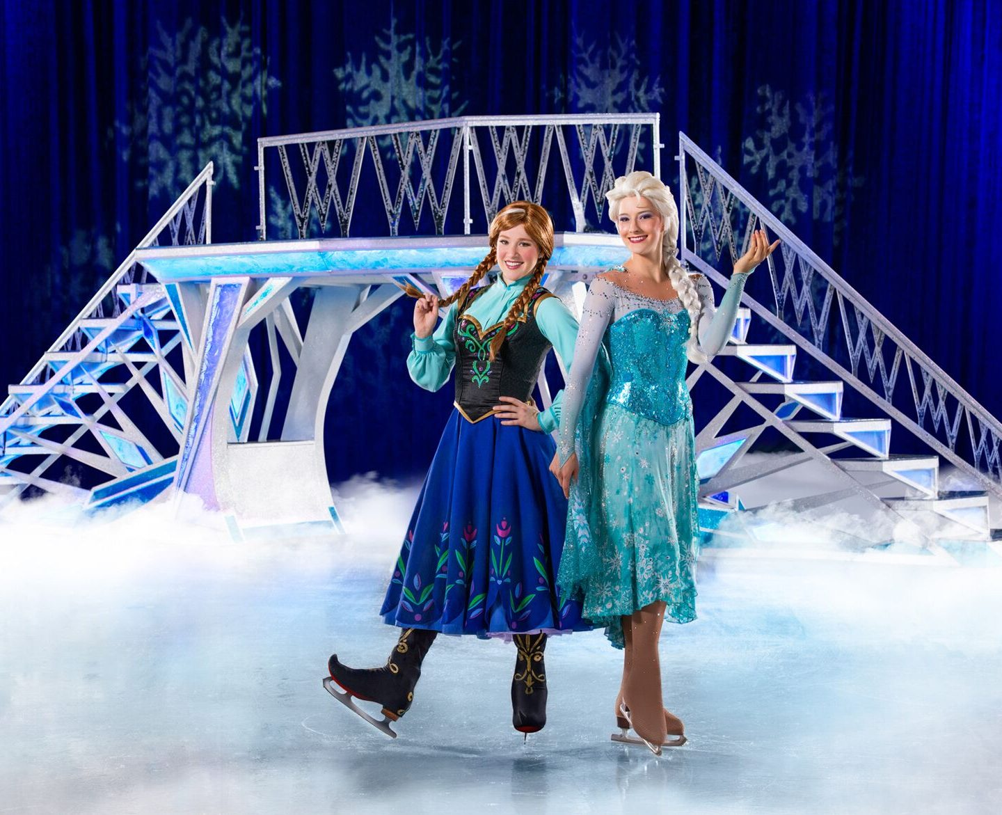Durban People!! Enter here to WIN 4 x family tickets to Disney On Ice – 'Magical Ice Festival' at @DurbanICC