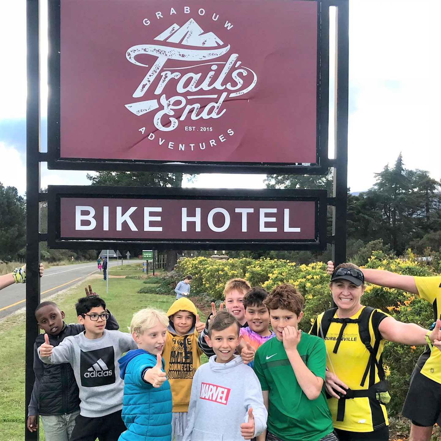 Win an Adventure Weekend for the Family @TrailsEndZA in Grabouw, Overberg